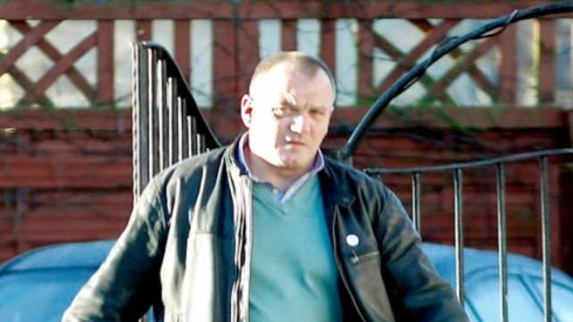 Stephen 'Dougie' Moran was an associate of John Gilligan (Pic: Sunday World)