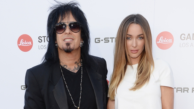 Sixx and Bingham have been together for over three years