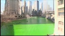 St Patrick's Day celebrations under way around the world