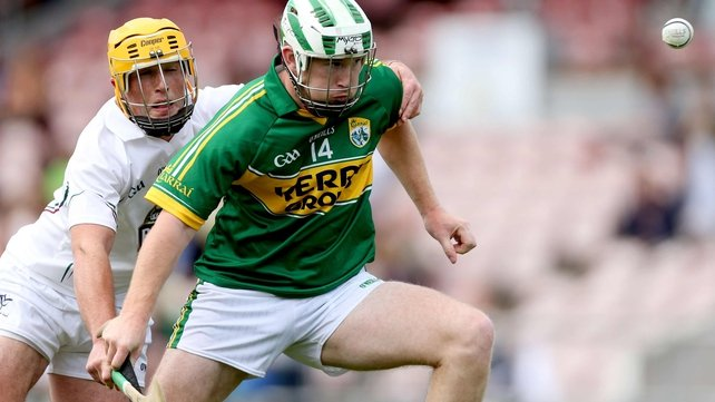 Kerry's Padraig Boyle registered two points against Carlow