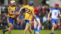 Pat McAuliffe watched Clare ease past Munster rivals Waterford