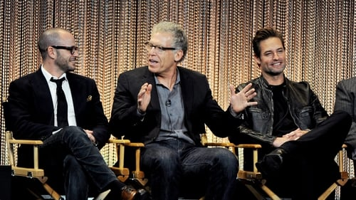 Damon Lindelof, Carlton Cuse and Josh Holloway at PaleyFest