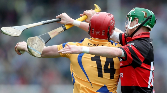 Joe Canning scored 10 points for Portumna