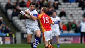 St Vincent's emerged victorious at Croke Park