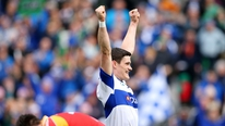 Dave Kelly reports on St Vincents' win over Castlebar in the club football final