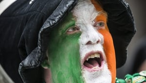Despite the controversy over LGBT rights, one million spectators watched the New York City St Patrick's Day parade