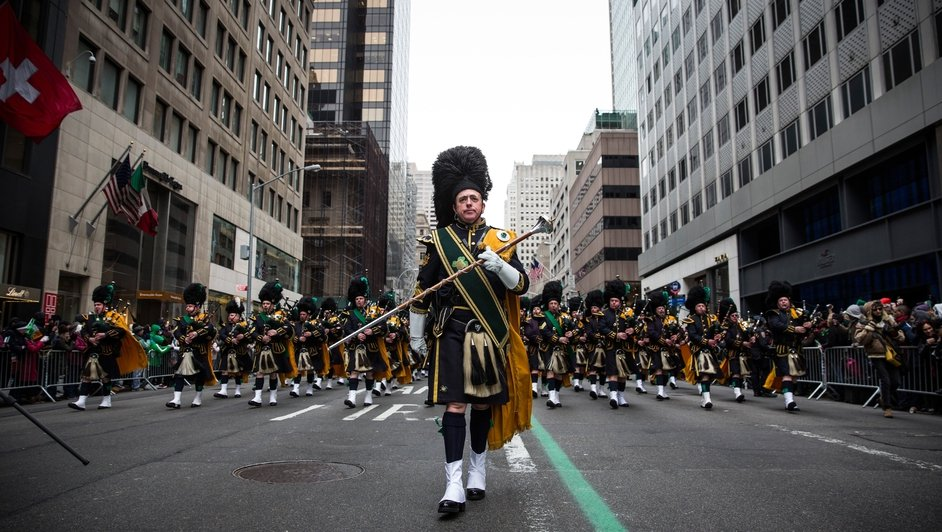 The annual New York City Parade has been held for the past 253 years