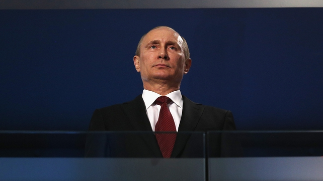 Vladimir Putin will address a special joint session of the Russian parliament tomorrow