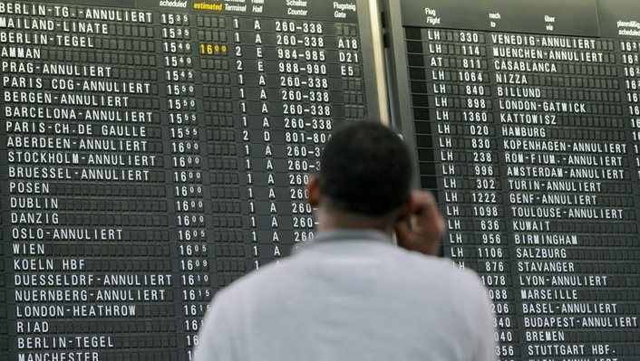 Flights cancelled ahead of French ATC strike