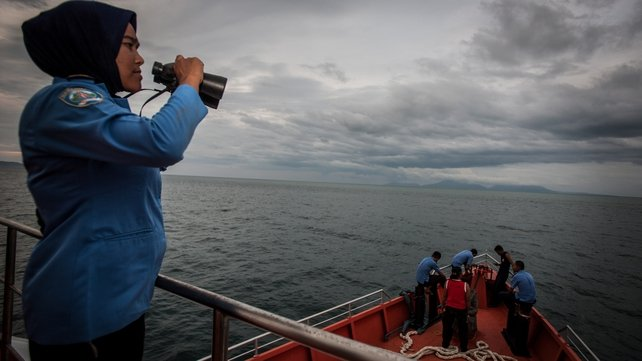 More than 25 countries are involved in the search for Malaysian Airlines flight MH370