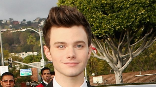 Chris Colfer will write an episode of Glee
