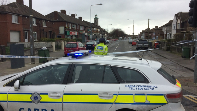 Gardaí at Cabra are appealing for witnesses or anyone with information to come forward