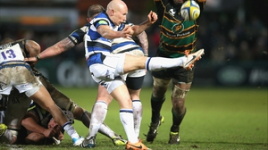 Peter Stringer: 'I've had a great two years here and worked with some very talented players and coaches'