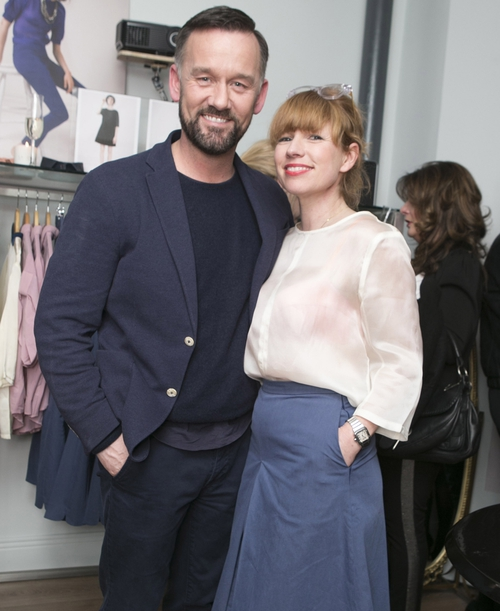Sonya Lennon and Brendan Courtney launch new studio
