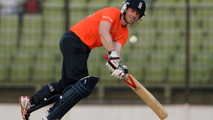 Eoin Morgan looks set to lead England at the World Cup in Australia and New Zealand
