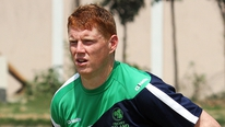 Ireland's Kevin O'Brien says they have to refocus and hit the ground running against the UAE