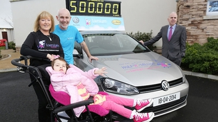 VW supporting LauraLynn