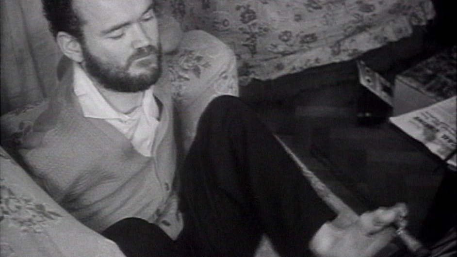 Christy Brown became an acclaimed writer and artist after he learned to draw and write using his left foot