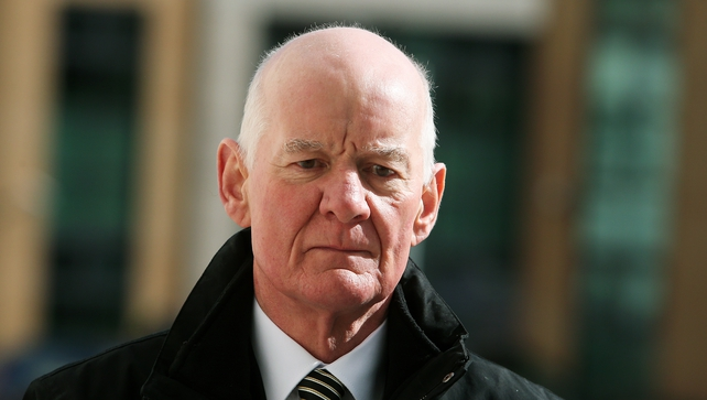 Patrick Whelan said there seemed to be a hotline between Patrick Neary (pictured) and David Drumm