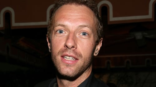 Chris Martin to act as a key adviser on The Voice