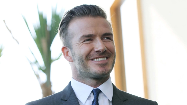 Beckham - From Peckham to the Amazon, he's keeping busy