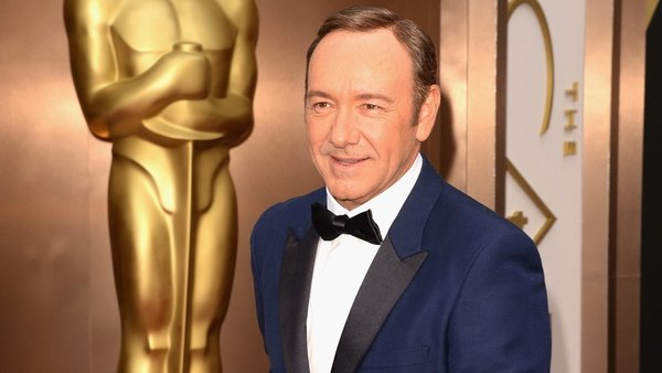 Spacey attached to Winston Churchill biopic