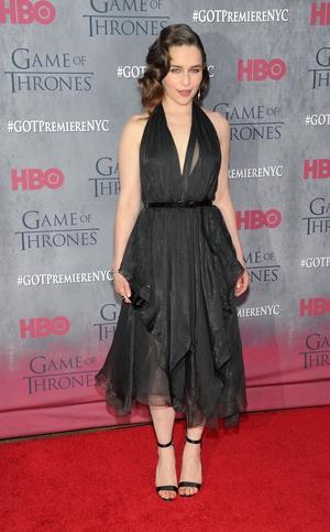 Emilia Clarke (Daenerys Targaryen)