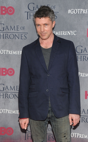 Ireland's Aidan Gillen who plays Littlefinger