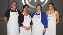 Two more make MasterChef final ten