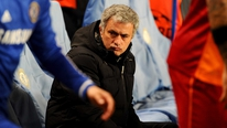 Jose Mourinho didn't think much of Galatasaray's performance against Chelsea