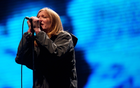 Portishead are one of the major acts playing the Electric Picnic 2014