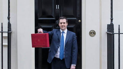 George Osborne says UK economy is recovering faster than forecast