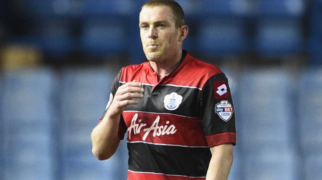 Richard Dunne conceded a penalty and saw red in the 33rd minute