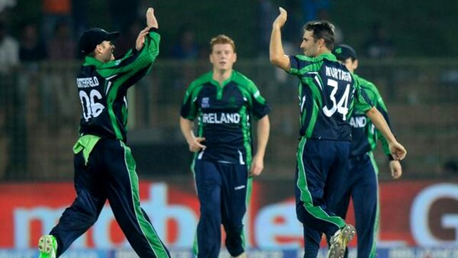 Ireland win again in the T20 qualifiers in Bangladesh (Pic: Cricket Ireland)