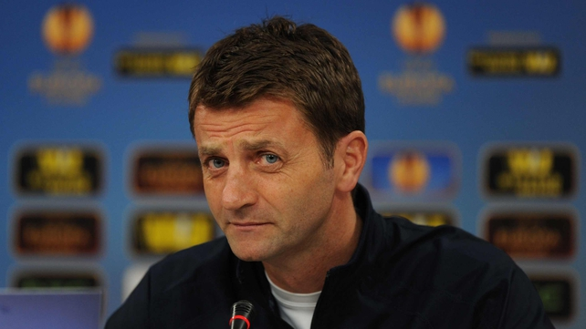 Tim Sherwood's side face a mountain to climb against Benfica