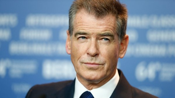 Pierce Brosnan would like to join The Expendables
