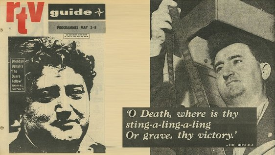 Brendan Behan, 1923 - 1964