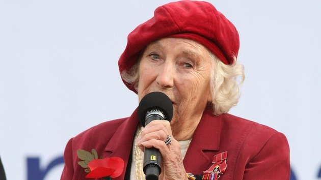 Vera Lynn has an album due out just before the 70th anniversary of D-Day
