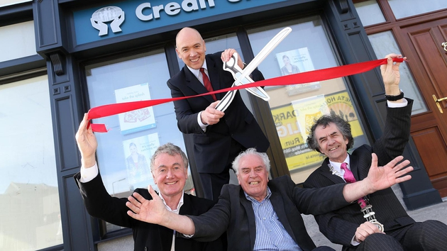 A new credit union has landed in Carrigstown