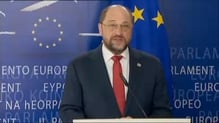 European Parliament President Martin Schulz says there has been a deal on a banking union