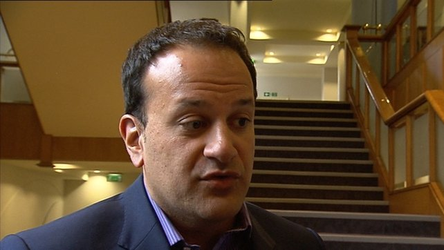 Leo Varadkar said the behaviour of the garda whistleblowers was distinguished