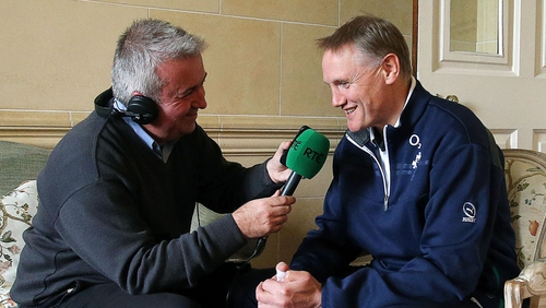 """Joe Schmidt: """"We want to try to keep the selection open and recalibrate what we are looking and then go again for Argentina"""""""