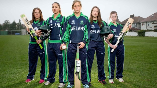 Ireland's challenge petered out in a difficult innings