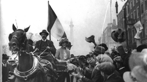 Constance Markievicz who was one of the Election '18 winners