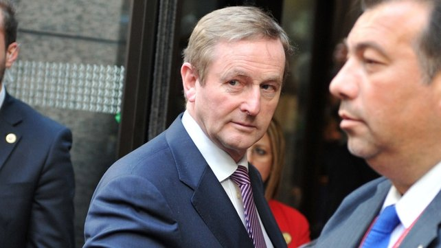 Taoiseach Enda Kenny is attending the summit in Brussels