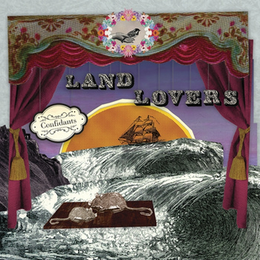 Landlovers in Session
