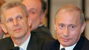 Andrei Fursenko is a Kremlin aide and long-time friend of Vladimir Putin from St Petersburg