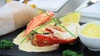 Surf N Turf - Sonya Hylton's signature dish from Heat 4 of MasterChef 2014