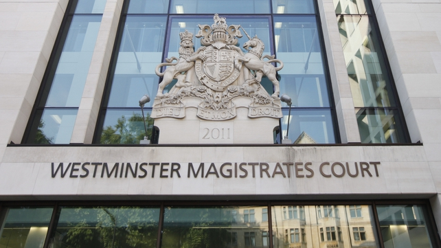 The men will appear at Westminster Magistrates Court on 15 April