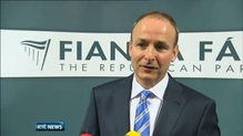 Micheal Martin criticises redrawing of local election boundaries at Ard Fheis
